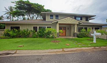 Newly Finished Home Construction in kailua hawaii